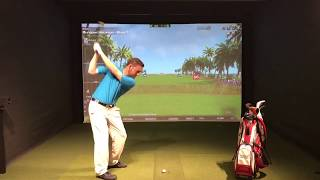 How to hit a draw shot with Burgess Houston