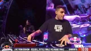 Download lagu Red Bull 3Style 2018 WORLD CHAMPION - DJ Damianito - Final Night WINNING SET