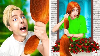 مشاكل الشعر الطويل مقابل القصير | صراعات ومشاكل مألوفة للجميع