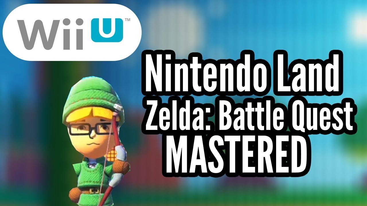 Nintendo Land Zelda: Battle Quest - Time Attack Mastered ...