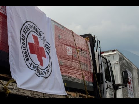الصليب الأحمر يعلن وصول مساعدات إلى فنزويلا في أيار/مايو  - نشر قبل 3 ساعة