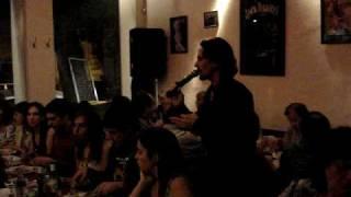 Antonio Greco-QUE ME VAN A HABLAR DE AMOR- en vivo