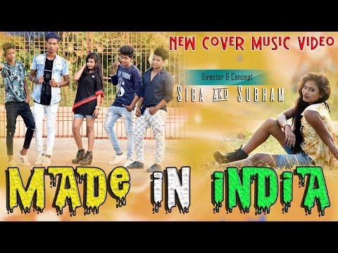 MADE IN INDIA COVER MUSIC VDO || GURU RANDHAWA || DIRECTOR SHIBA || DM MUSIC