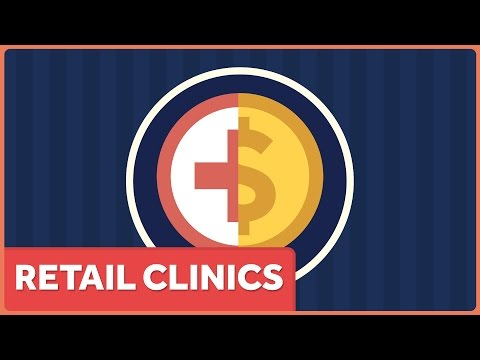 Retail Clinics are Convenient, Reliable, and Kind of Affordable