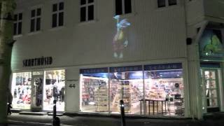 Iceland Christmas Creatures In Reykjavík