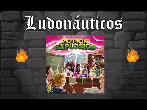 [Rincón Lúdico] Ludonáuticos, tutorial de Potion Explosion