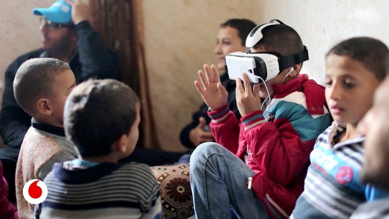 Naciones Unidas quiere llegarte al corazón con sus películas de realidad virtual