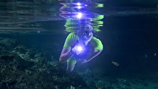 Amazing Underwater Caves - Wonders Of Life W/ Prof Brian Cox - BBC