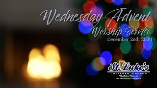 Advent Worship Service | December 2nd, 2020