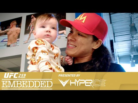 UFC 259 Embedded: Vlog Series - Episode 1
