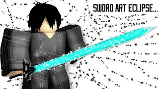 Sword Art Eclipse | First Preview | Roblox