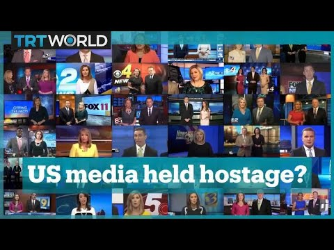 Is the US media being held hostage?