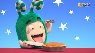 Oddbods   NEW   INDEPENDENCE DAY CELEBRATION FEAST   Funny Cartoons For Kids