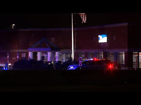 Dublin Police investigating shooting at U.S. Post Office