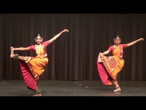 Bharatanatyam Padam (Arputha Sirpi) - Navarathri 2016