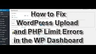 How to Fix Wordpress Php Error