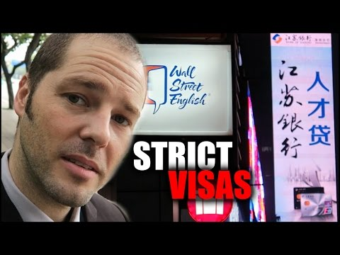 China, How it is - China Visa Shake-up