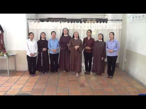 Poor Clares English Festival 2013 -- Vietnam