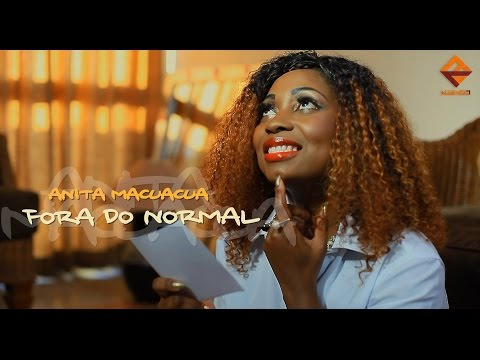 Anita Macuacua - Fora do normal (Official Music Video) thumbnail