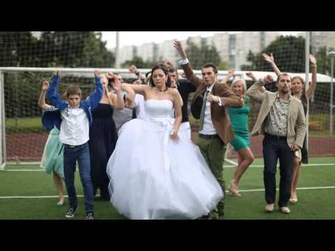Смотреть клип Свадебный клип в стиле R'n'B Beyonce онлайн бесплатно в качестве