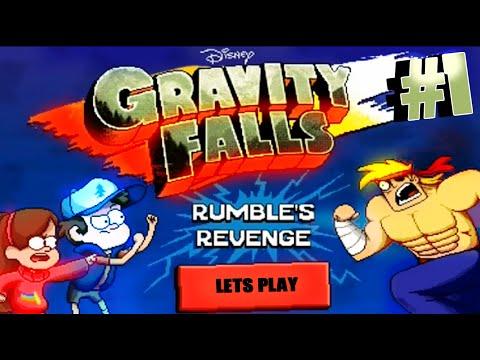 Прохождение игры Gravity Falls - Rumbles Revenge #1