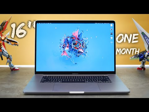 """16"""" MacBook Pro Review - One Month Later!"""