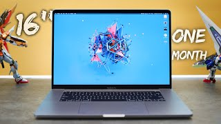 "16"" MacBook Pro Review - One Month Later!"