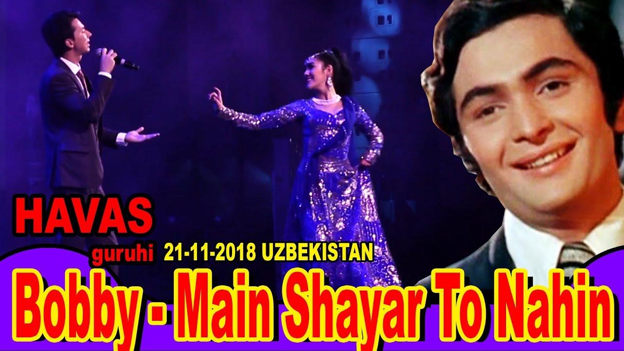 havas guruhi bobby main shayar nahin youtube