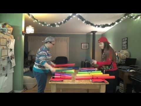 Christmas Boomwhacker Extravaganza