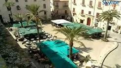 Live cam Cefalù, Sicily - Time Lapse