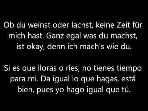 GENAUSO CRO Lyrics en español