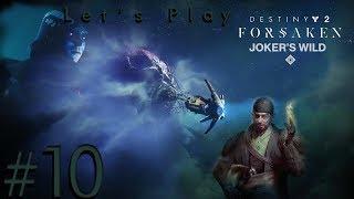 Destiny 2: Jokers Wild [Xbox One] - Part 10 - Invitation of the Nine #3 & Oryx