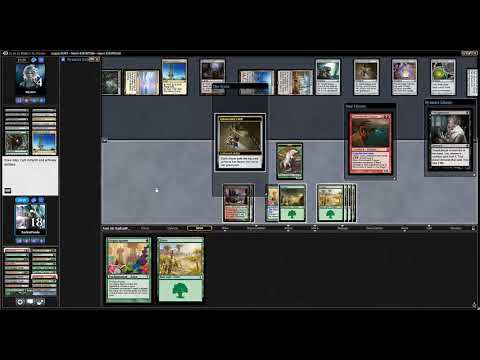Modern League: Ponza Deck Tech and Round 1