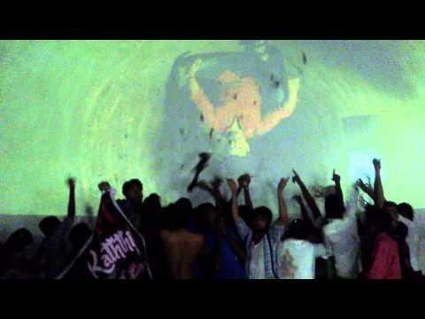 Kaththi 100 Days Celebration(hd) - Tunnel Scene