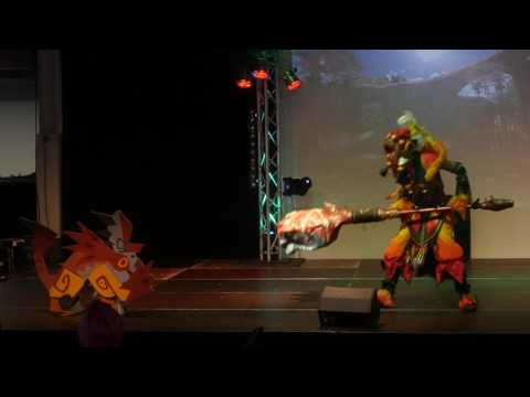 related image - Japan Party 2017 - Cosplay Dimanche - 08 - Monster Hunter