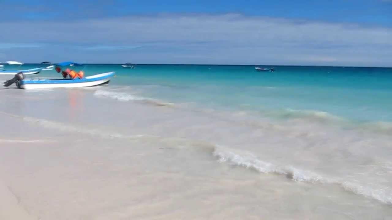 Playa paraiso mexico