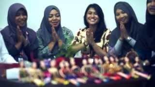 Dokumentasi Pelatihan Batik Girl Seri Angklung