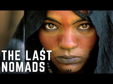 Documenting The World's Last Nomadic Tribes