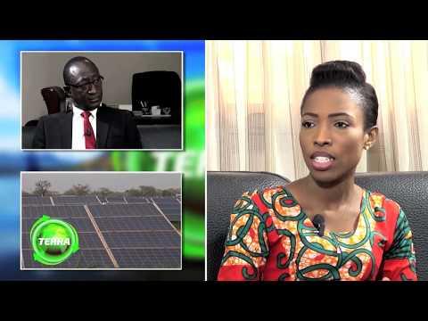 TERRA N°16 le Sénégal à l'ére  du solaire