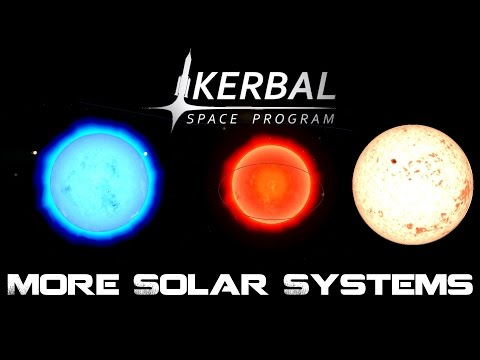 More Solar Systems Mod, Kerbal Space Program 0.90