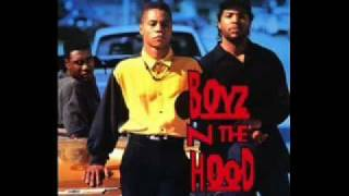 Growing Up In The Hood--MC Eight Boyz N The Hood