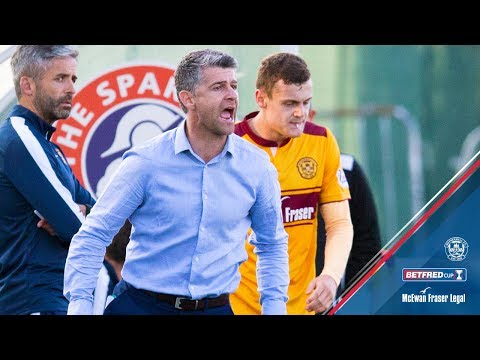 REACTION | Stephen Robinson post-Edinburgh City