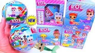 # LOL DOLLS SURPRISE WATER NYMPH  MERMAID Fake Dolls САМЫЙ НОВЫЙ ЛОЛ ПОДДЕЛКА КУКЛЫ ЛОЛ РУСАЛОЧКА
