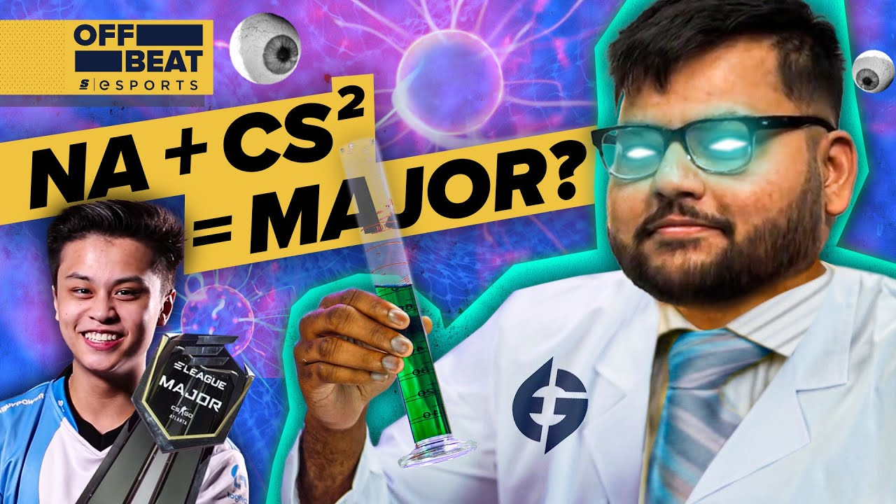 How an Ex-Tesla Employee Used Science to Win a CS:GO Major