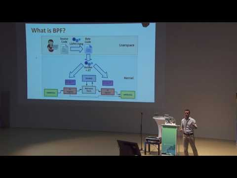 Cilium - BPF & XDP for containers