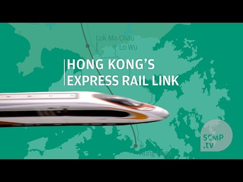 All you need to know about the Hong Kong-mainland rail link