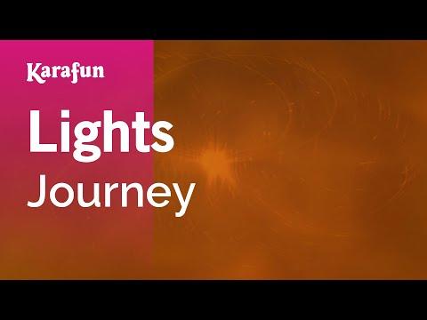 Karaoke Lights - Journey *