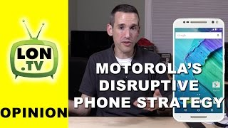 Opinion: Motorola is set to disrupt smartphone market with the Moto X Style Pure