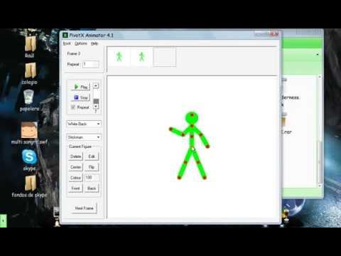 Where can you download pivot stickfigure animator 3.1