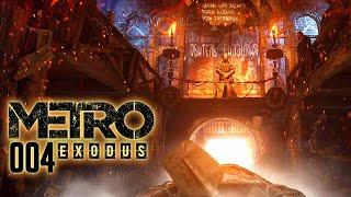 METRO EXODUS ☢️ 004: Vorsicht, Glaubensfalle!